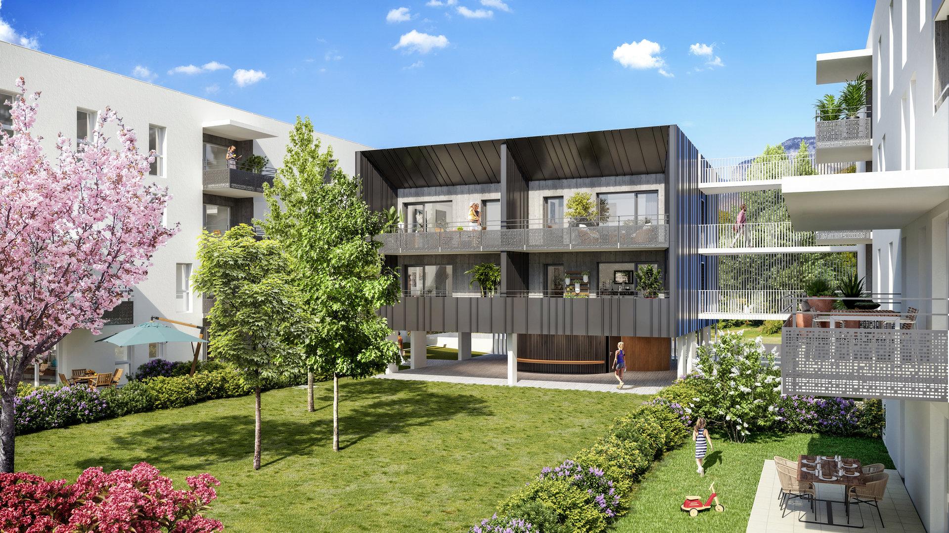 Vente Penthouse - Challes-les-Eaux