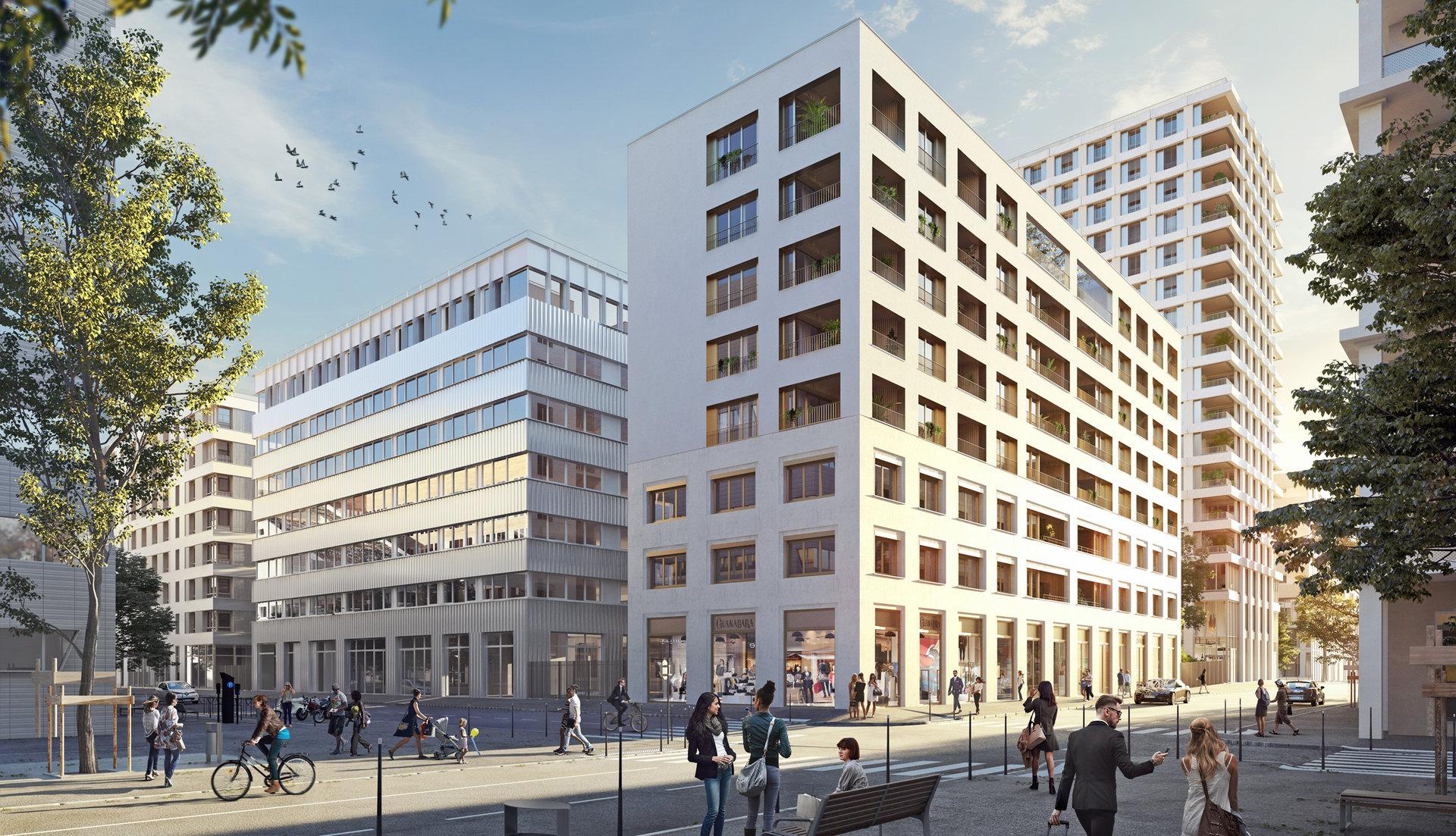 Vente Penthouse - Lyon 2ème