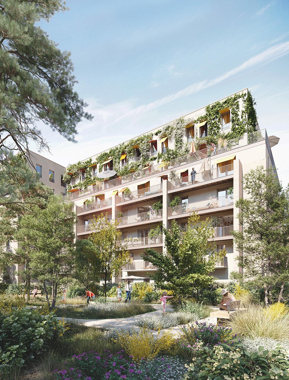 Programme Immeuble - Meudon