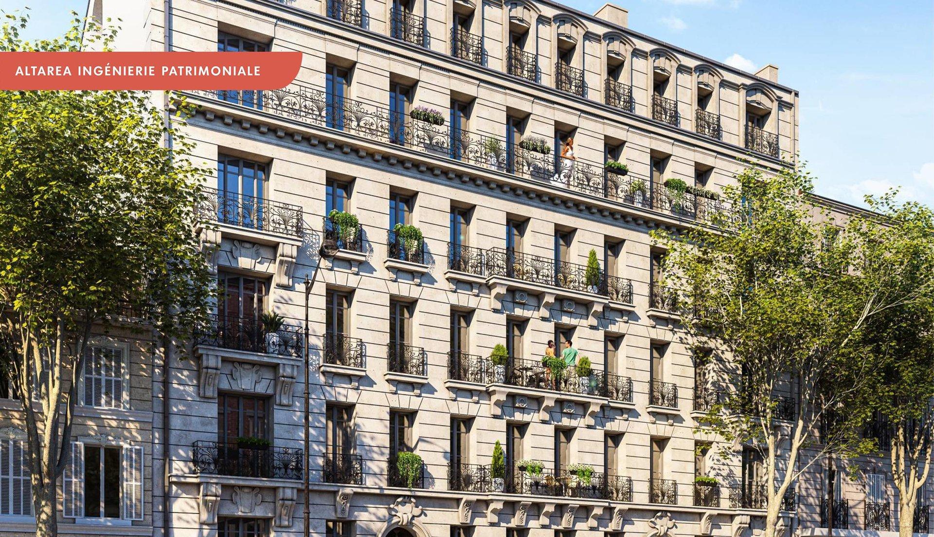 Vente Penthouse - Marseille 1er