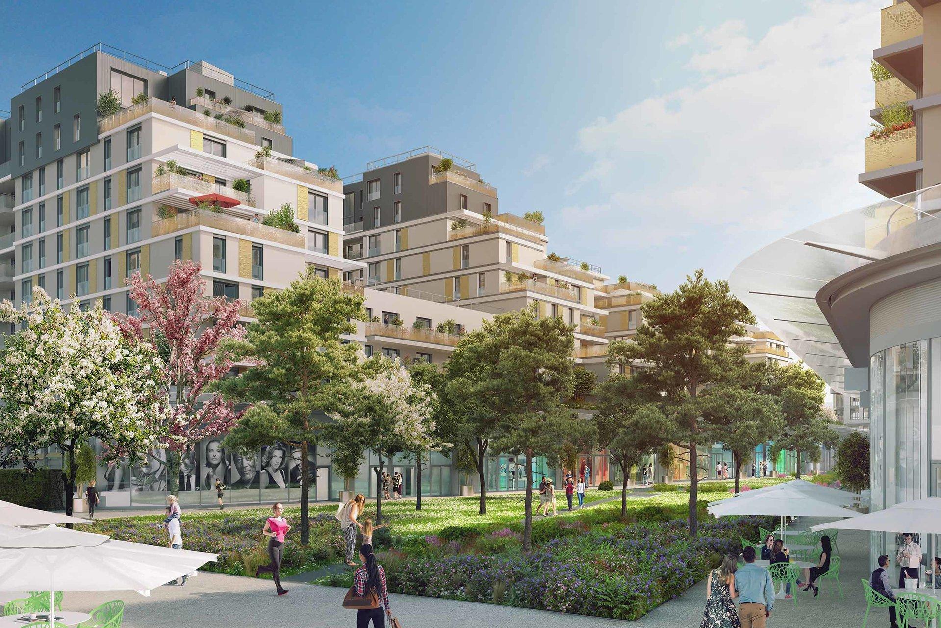 Vente Penthouse - Issy-les-Moulineaux
