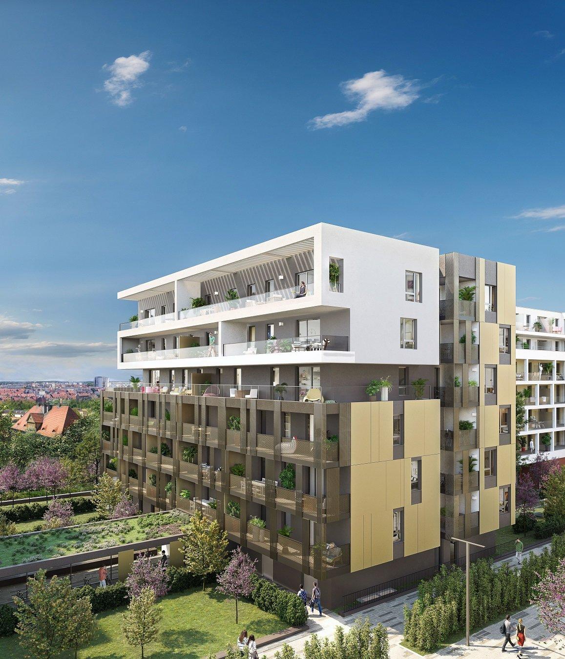 Vente Penthouse - Schiltigheim