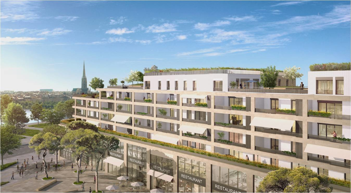 Vente Penthouse - Bordeaux