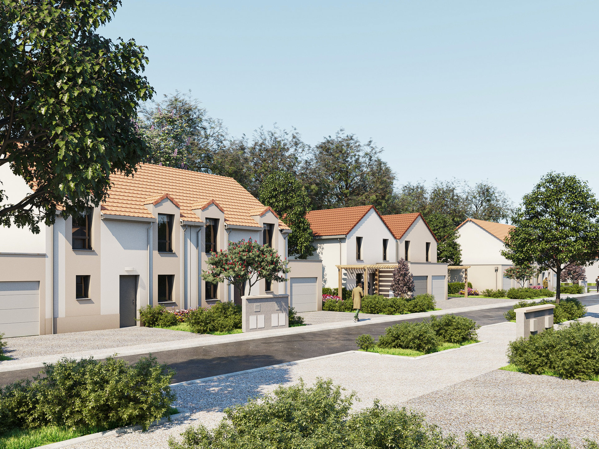 Vente Penthouse - Montlhéry