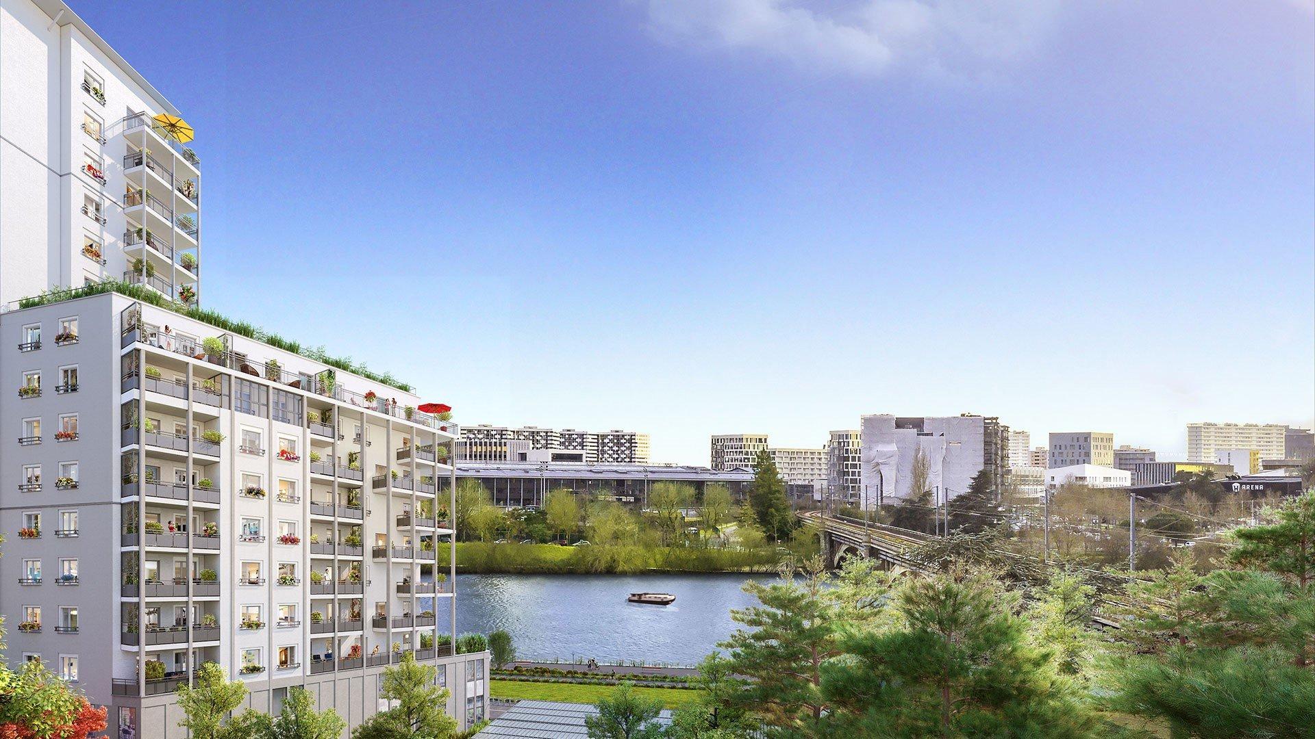 Programme Immeuble - Nantes