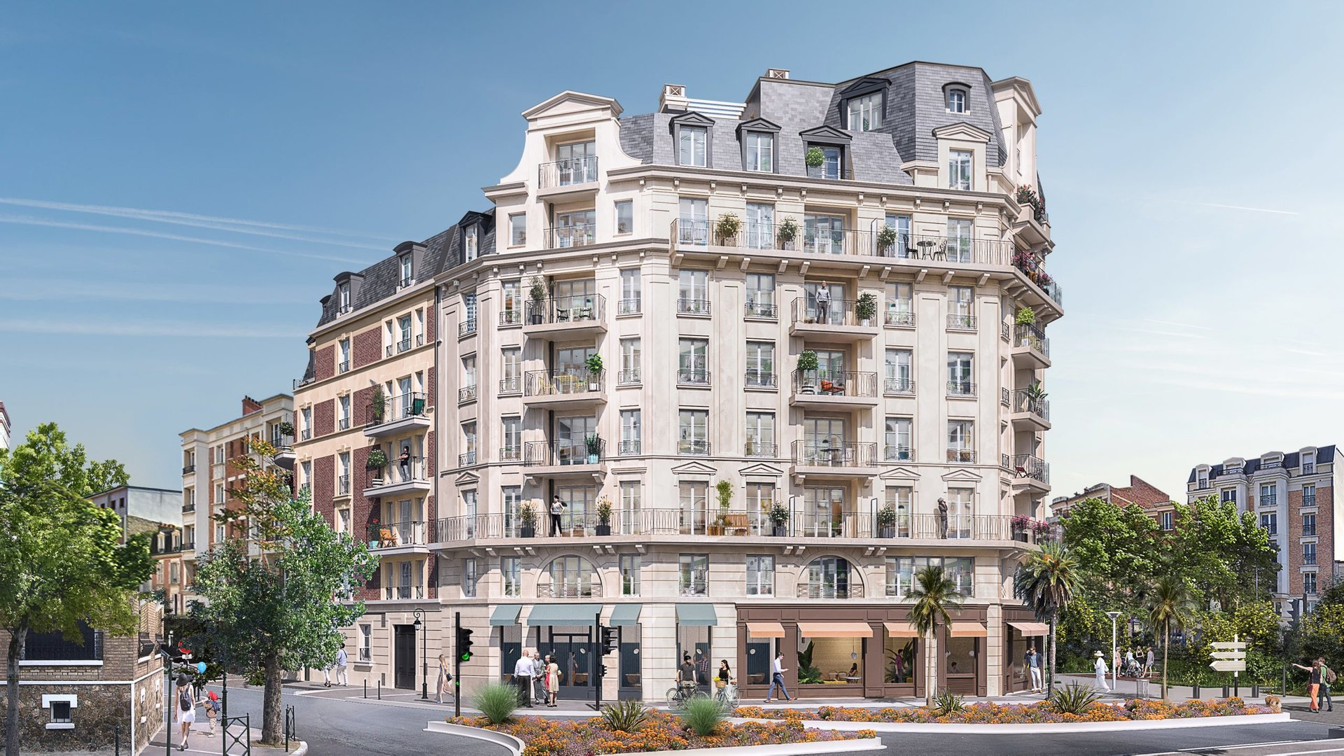Vente Penthouse - La Garenne-Colombes