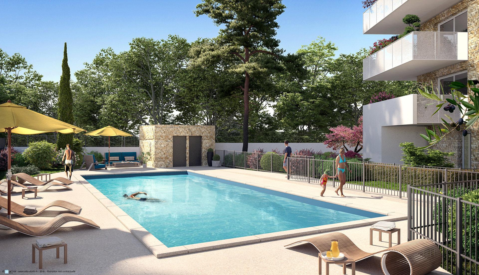 Vente Penthouse - Montpellier