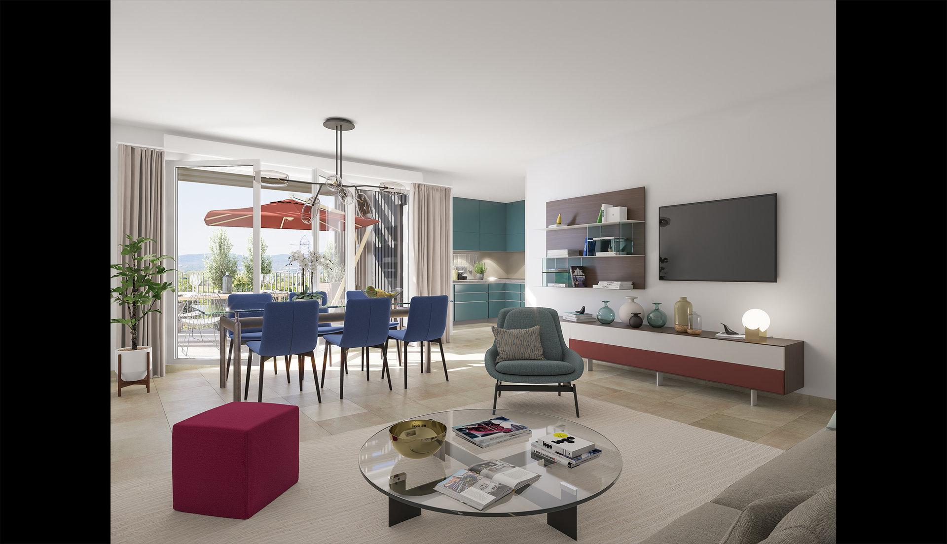 Vente Penthouse - Fréjus