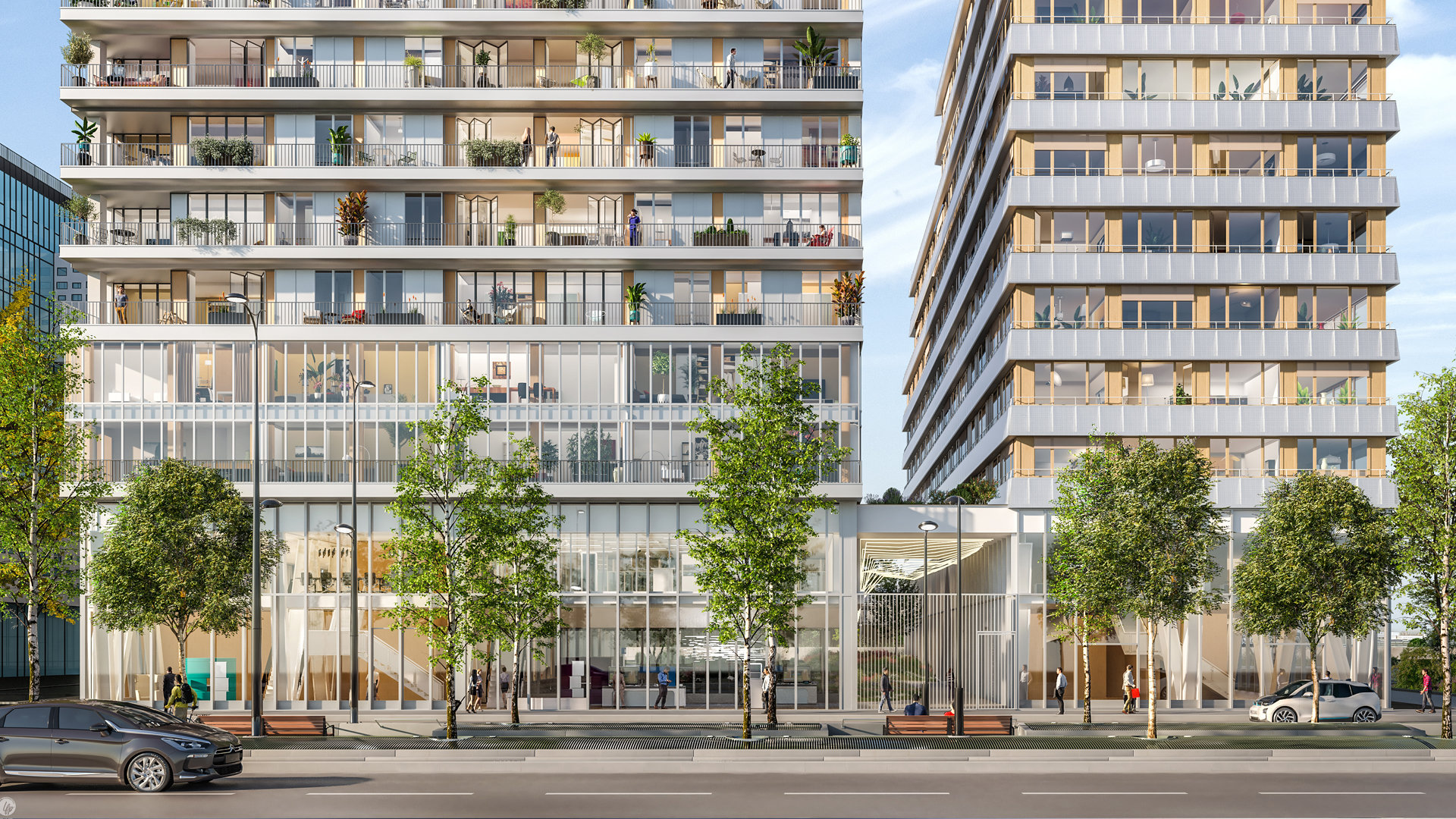 Vente Penthouse - Paris 13ème
