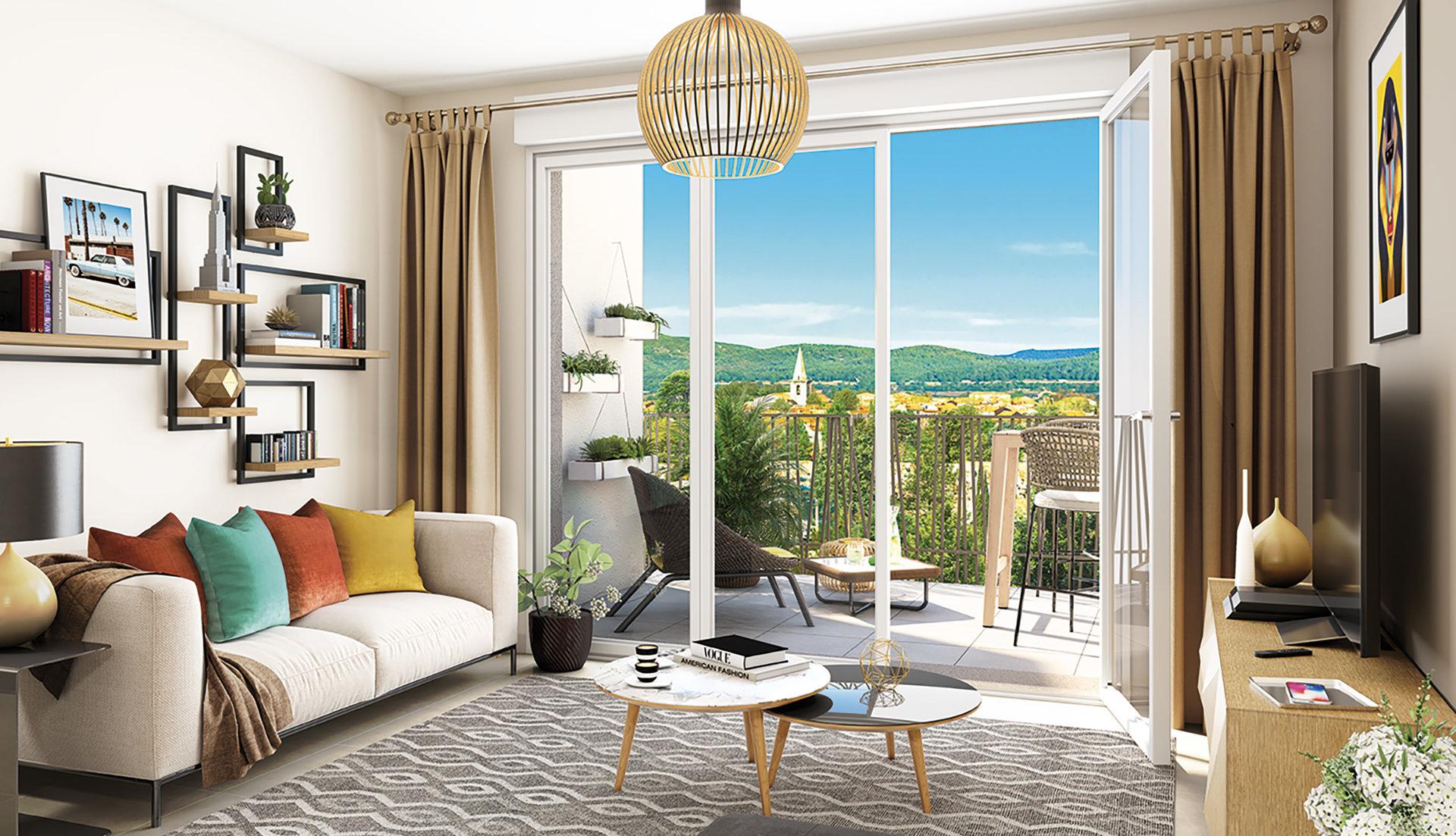 Vente Penthouse - Brignoles