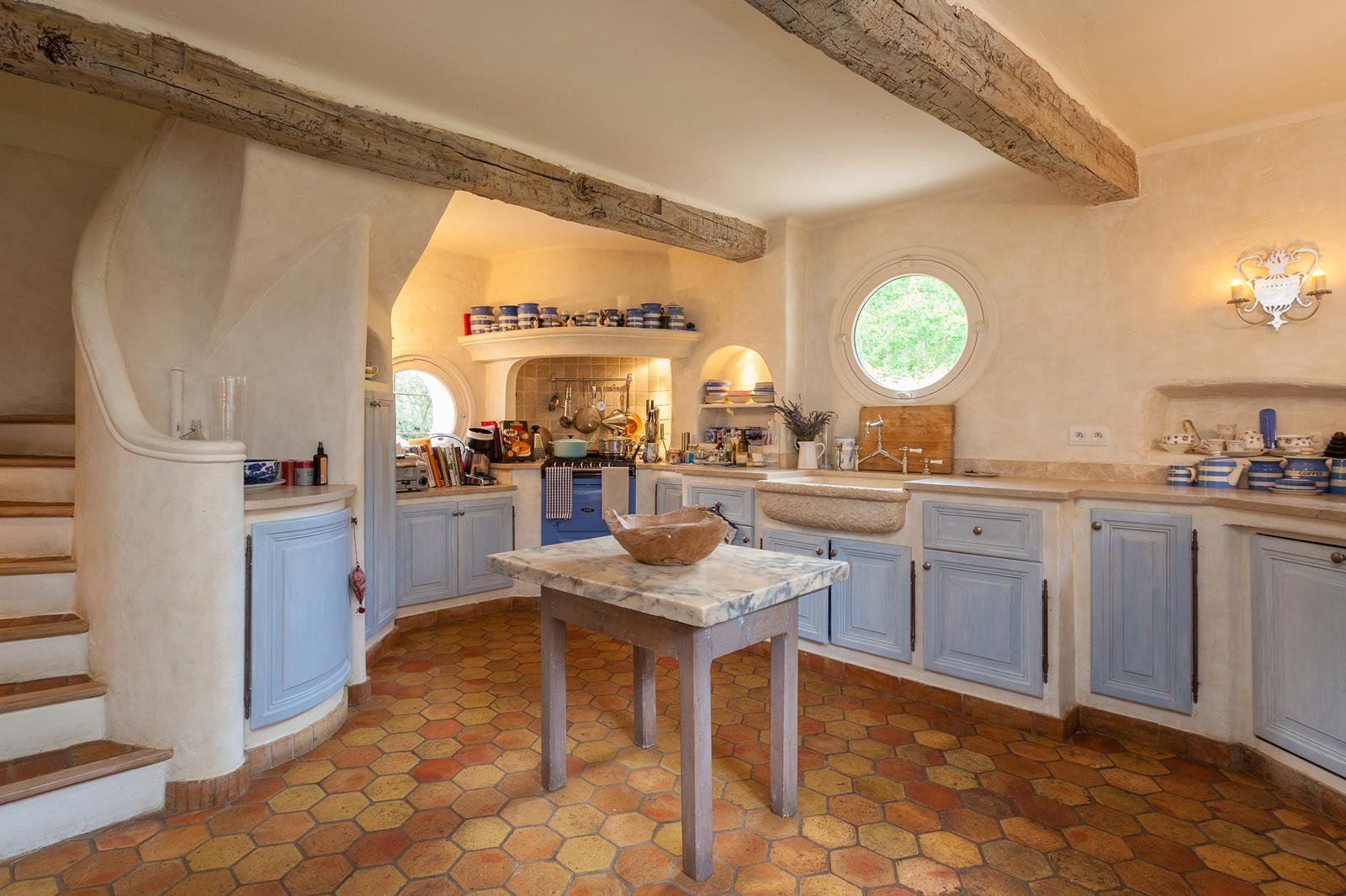 Immaculate XVIII th century Bastide