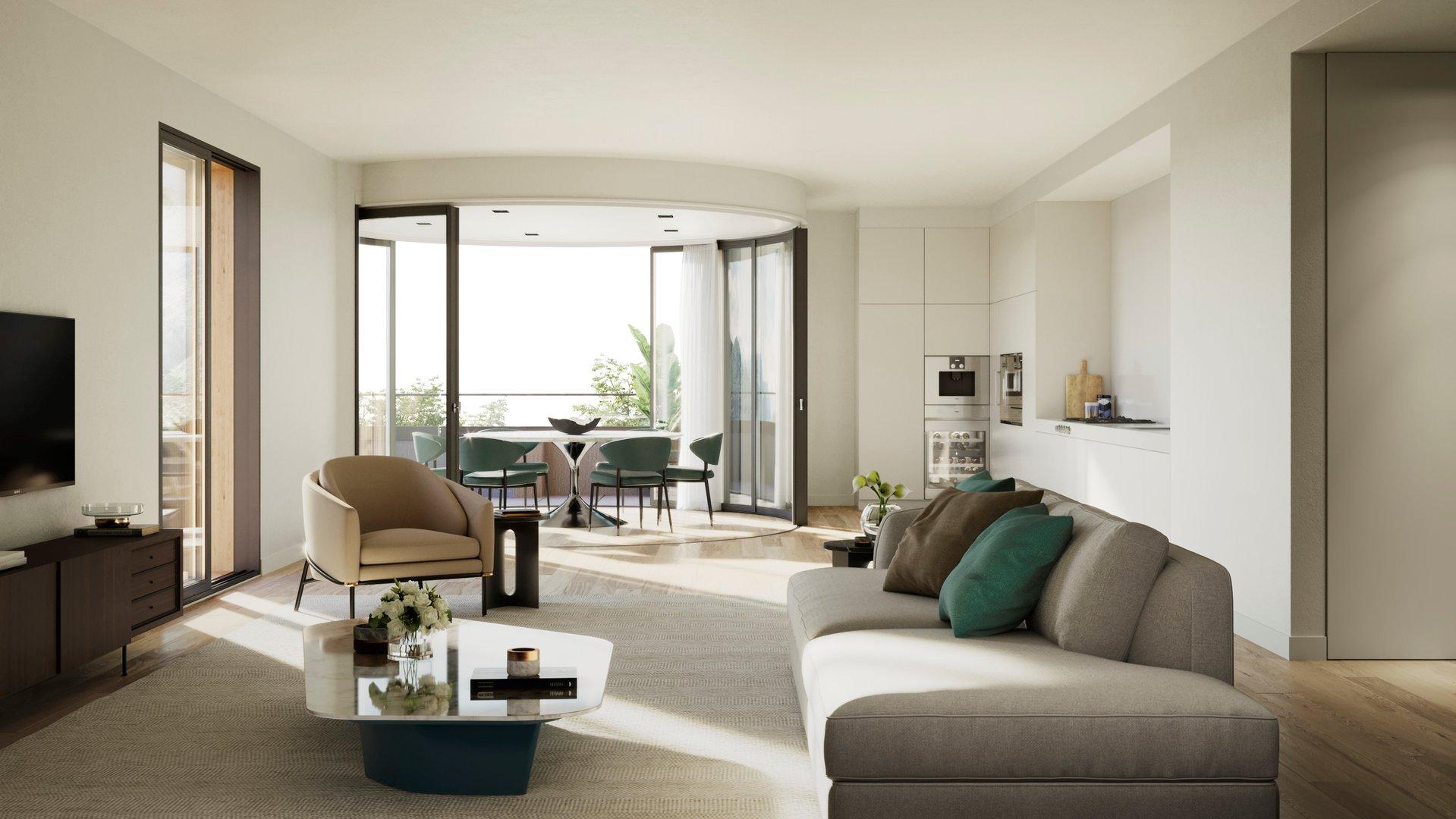 4P - 79 m² - PROGRAMME NEUF ANNECY