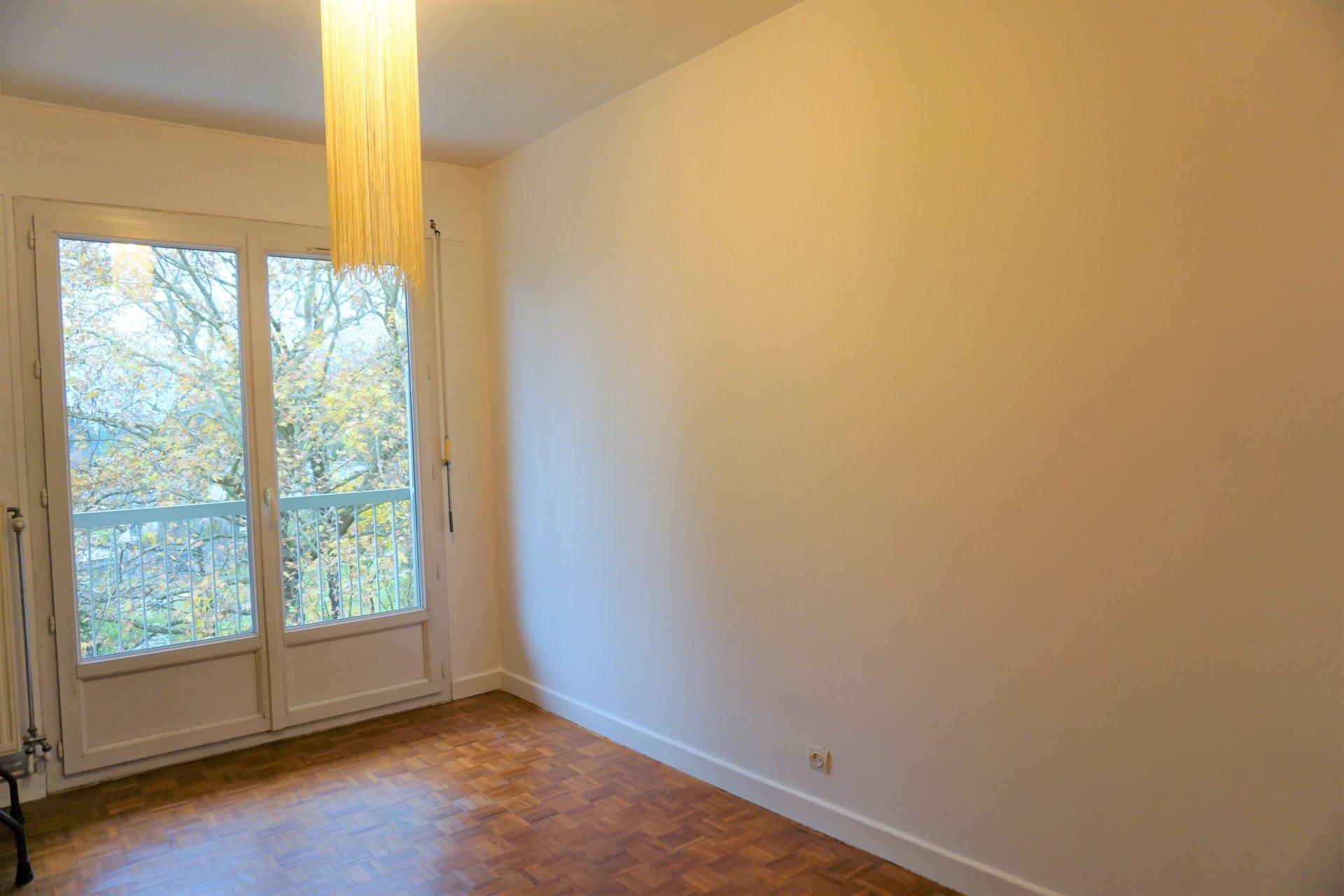 La chambre 1 sur balcon