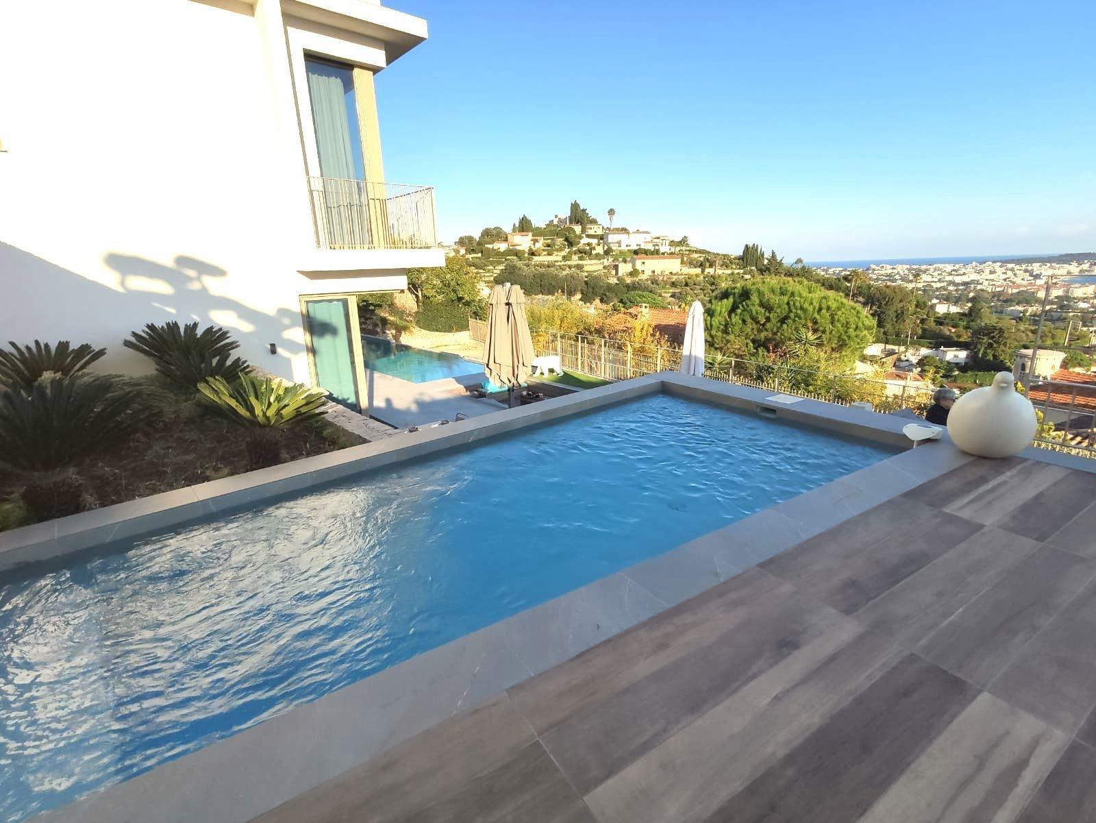Villas vue mer panoramique