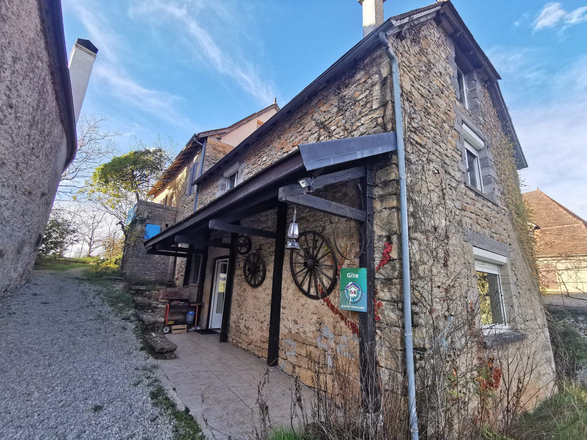 Verkauf Immobilie - Saint-Michel-Loubéjou