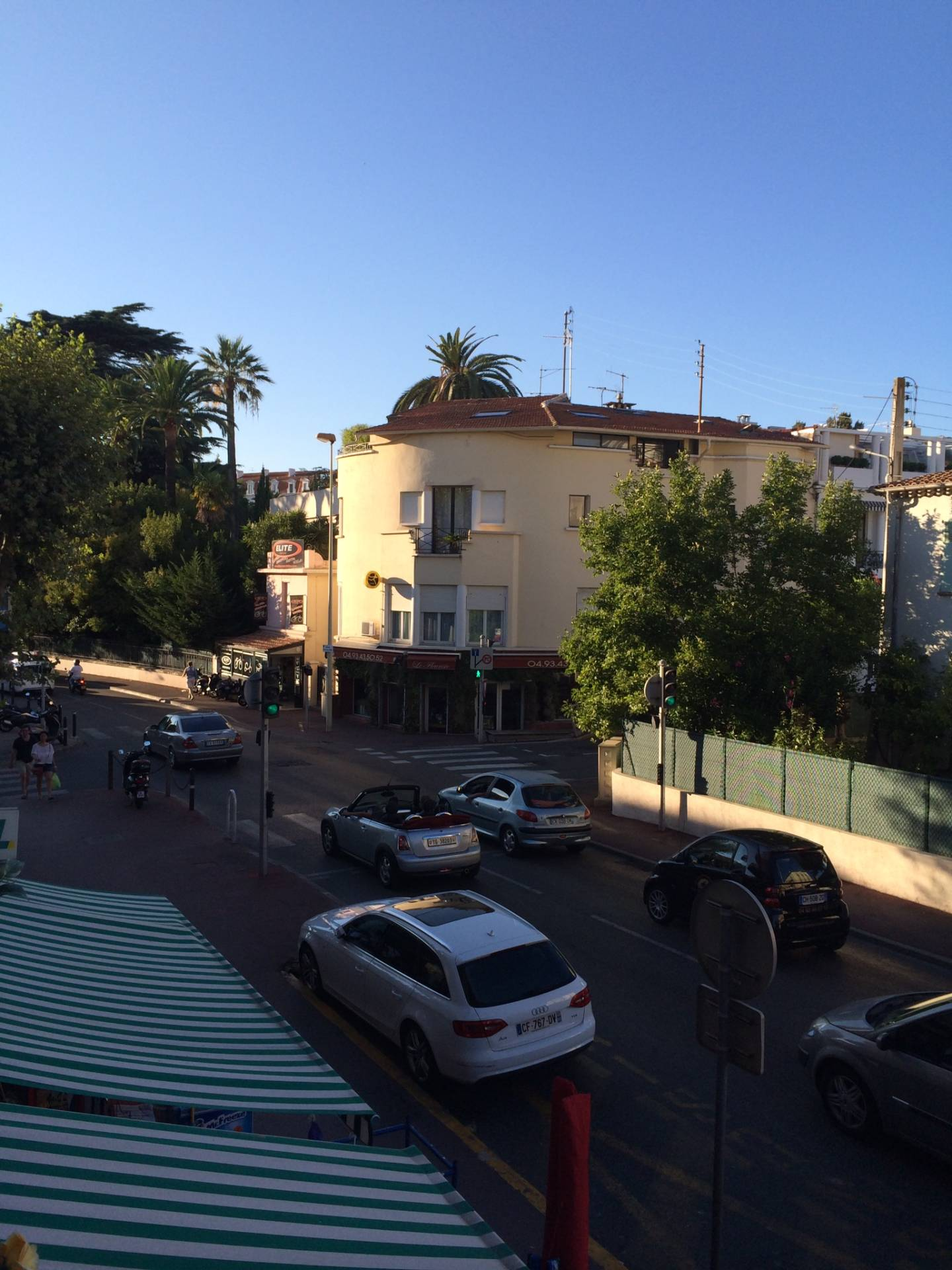 Seasonal rental Studio - Cannes Basse Californie