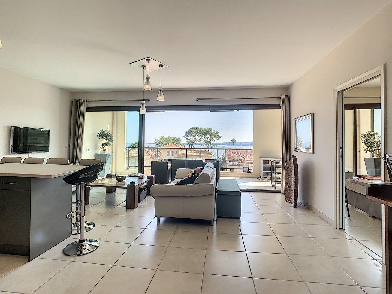 Cannes Palm Beach 3P 70 m2 sea view