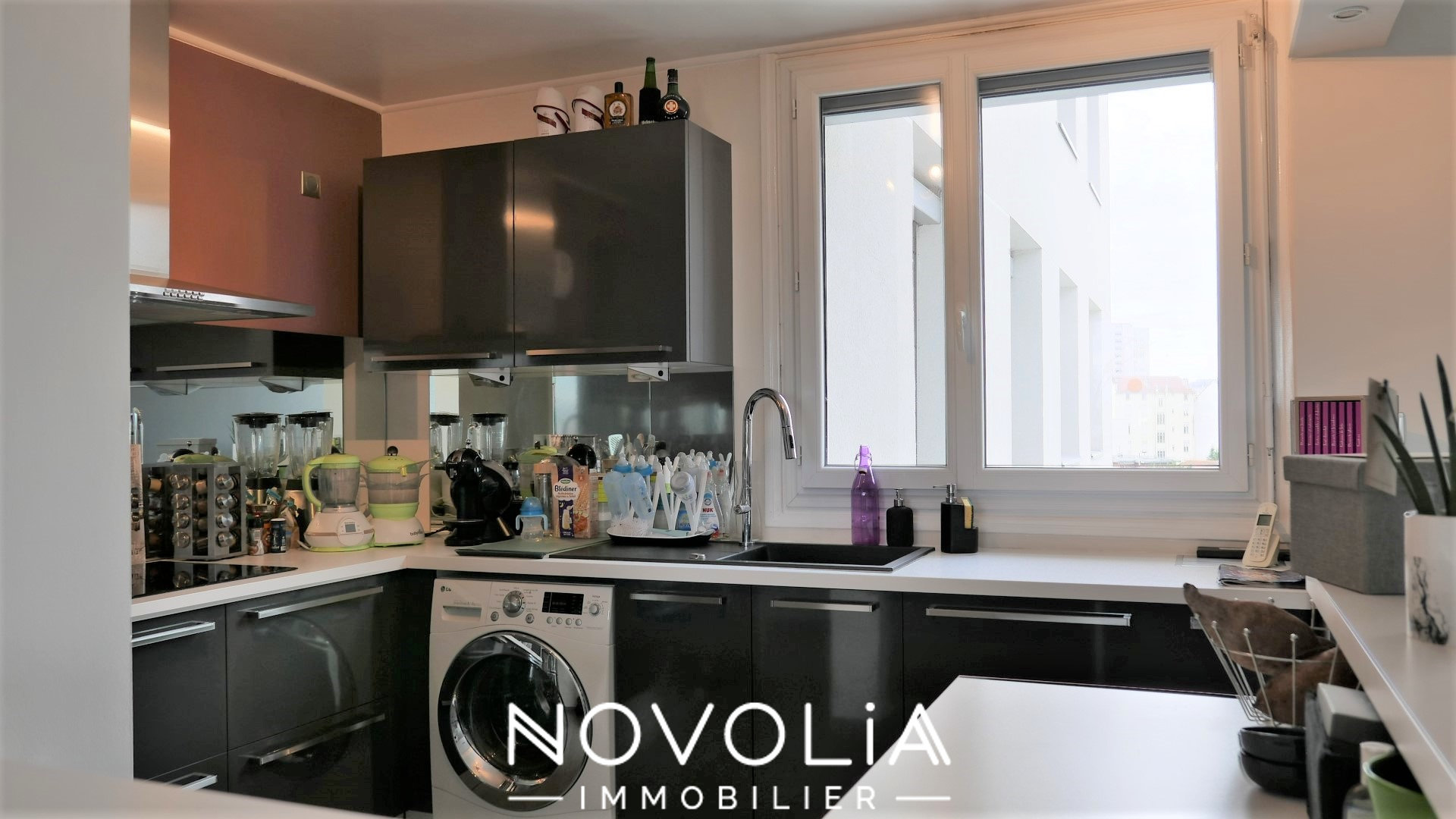 Achat Appartement, Surface de 77 m², 3 pièces, Vénissieux (69200)