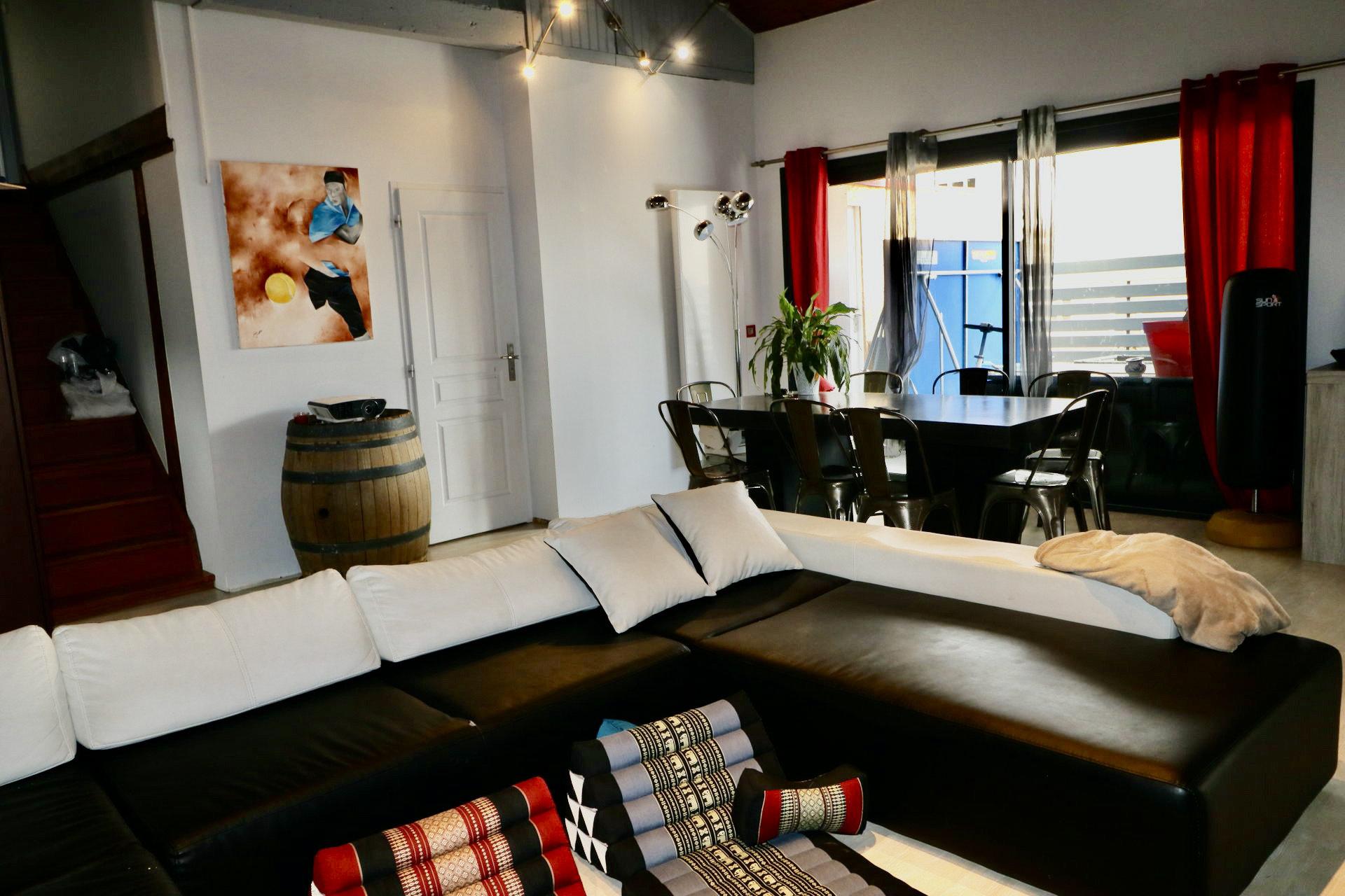 Duplex de 170 m² avec terrasse de 38 m²