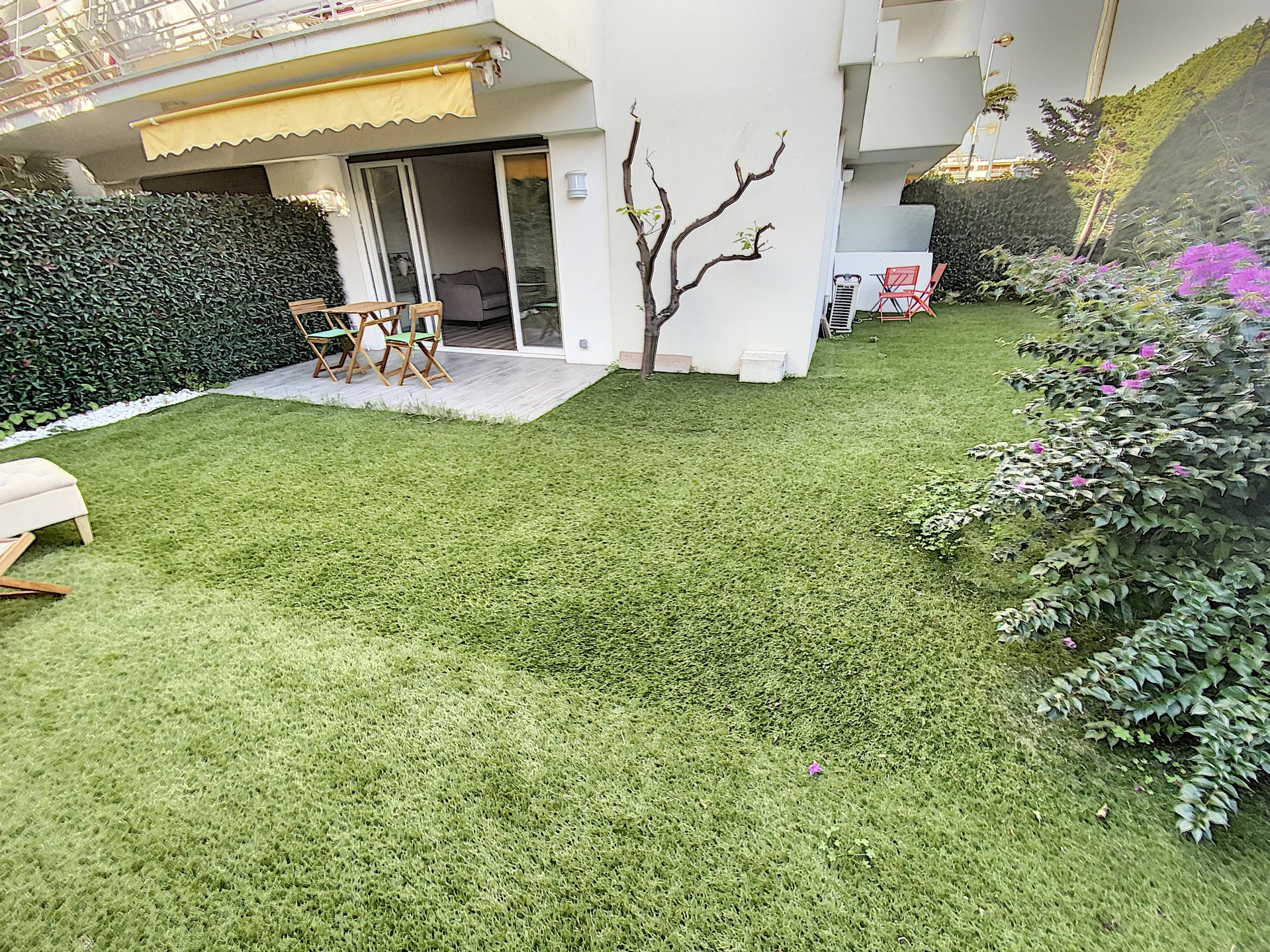 Cannes Palm Beach 2P 41 m2 jardin 100 m2