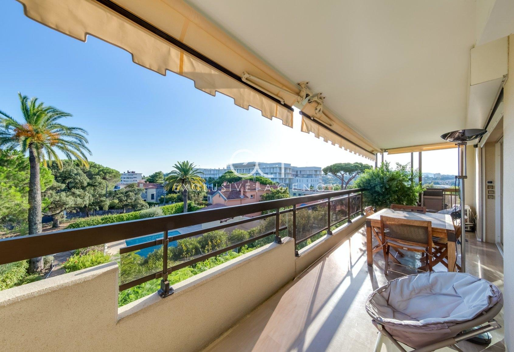 CANNES APARTMENT 2 BEDROOMS 95 SQM WITH TERRACE 30 SQM