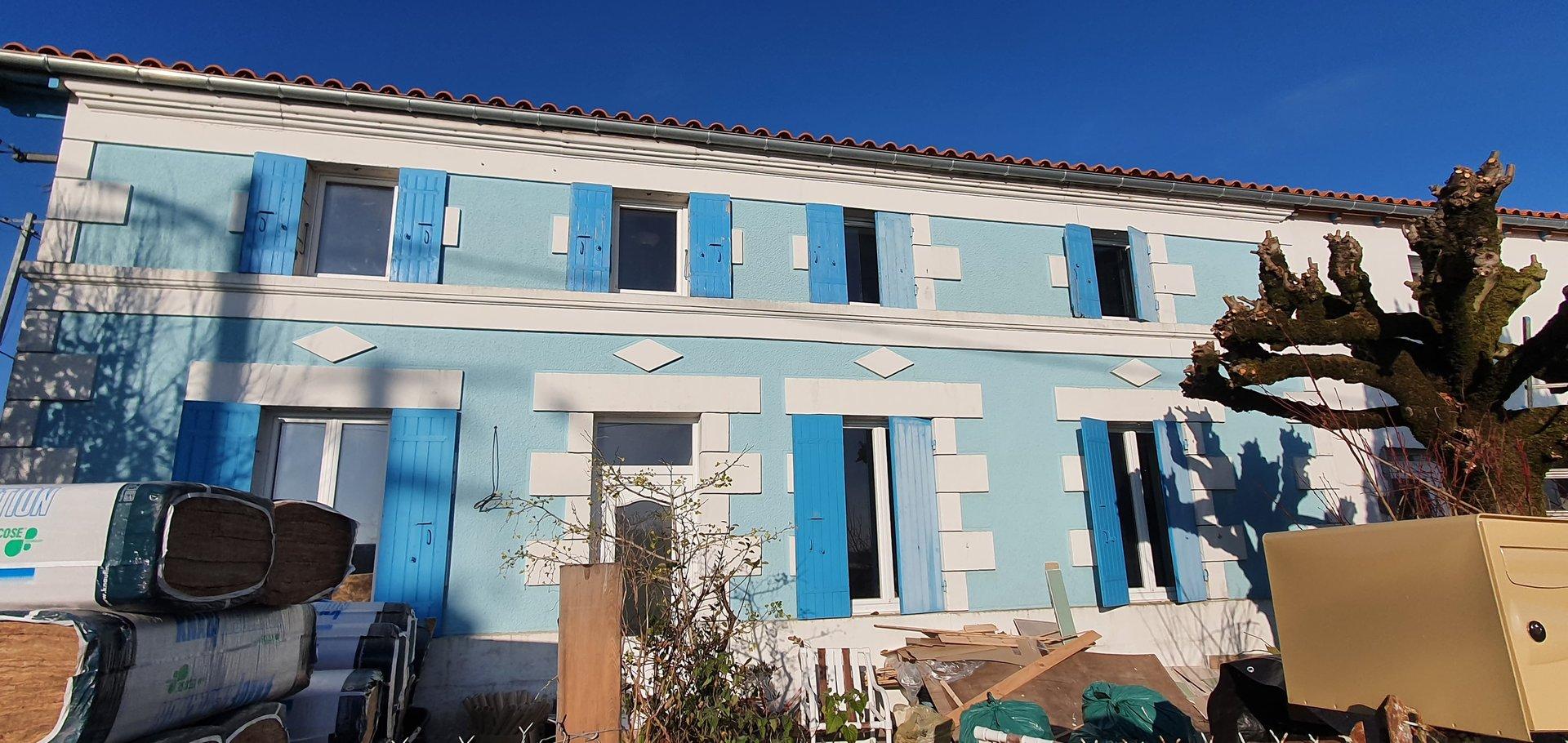 Verkoop Stadswoning - Saint-Sulpice-d'Arnoult