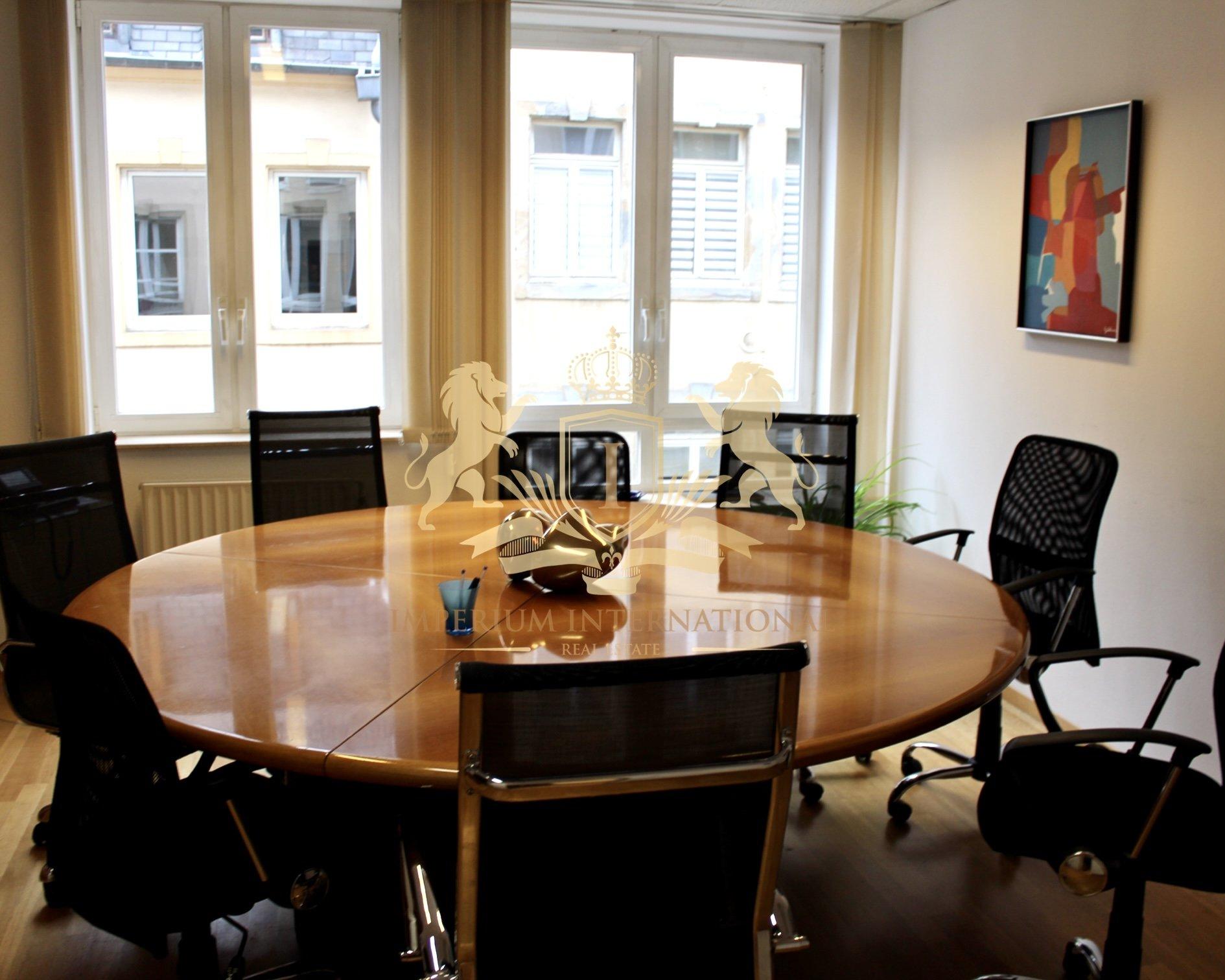 Bureaux de 523m2 à Luxembourg-ville