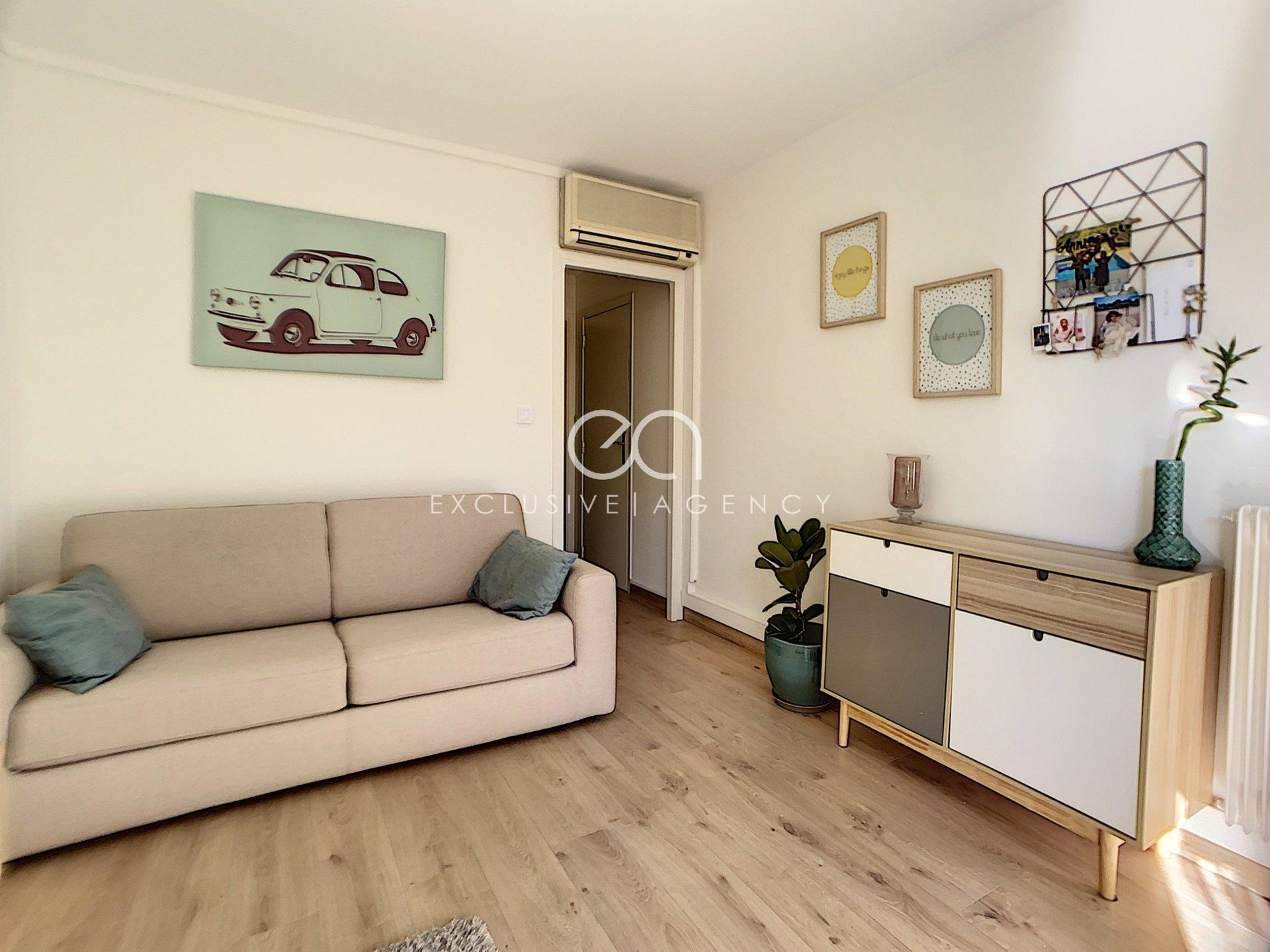 Cannes Montrose - 2 Bedrooms apartment of 82m² with terrace and swimming pool