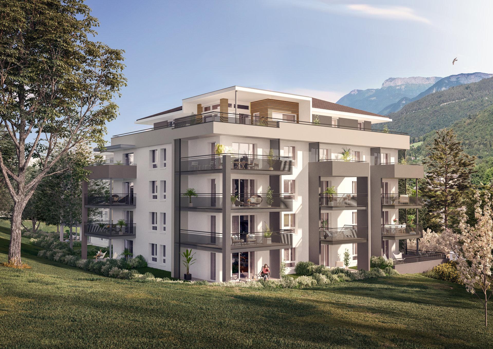 4P - 80 m² - PROGRAMME NEUF SEYNOD