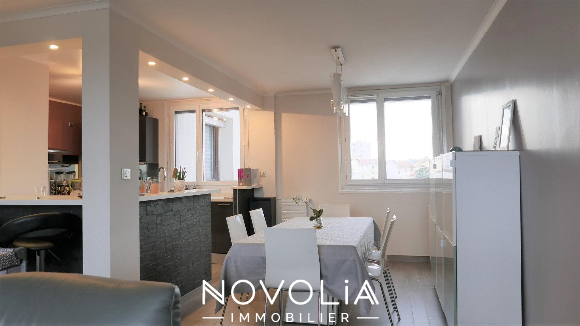 Achat Appartement, Surface de 77 m², 3 pièces, Lyon 8ème (69008)