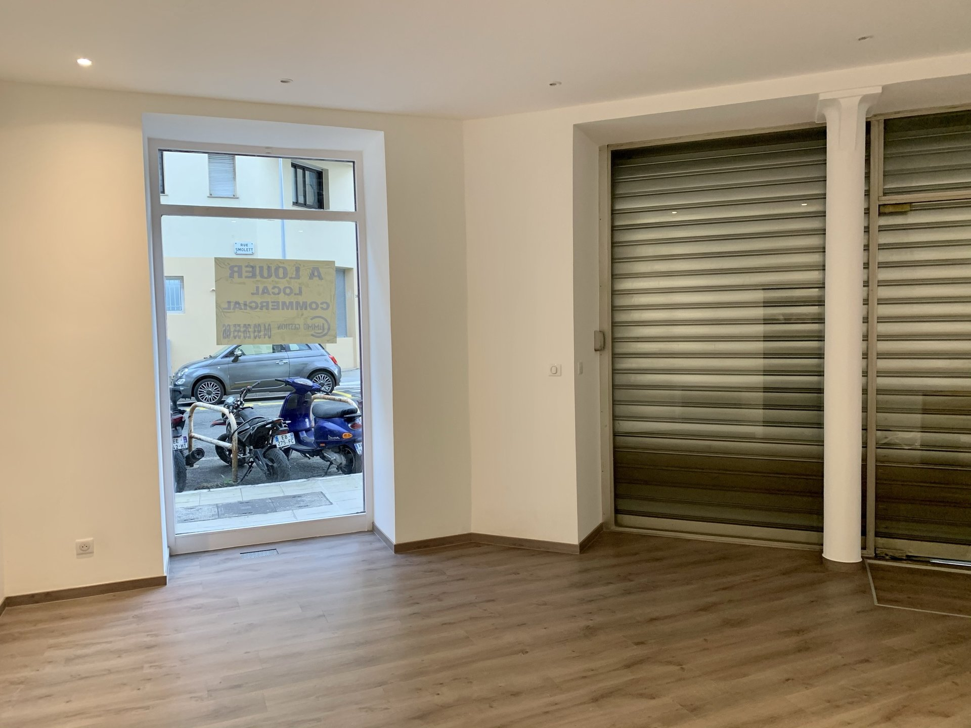Affitto Locale commerciale - Nizza (Nice) Riquier
