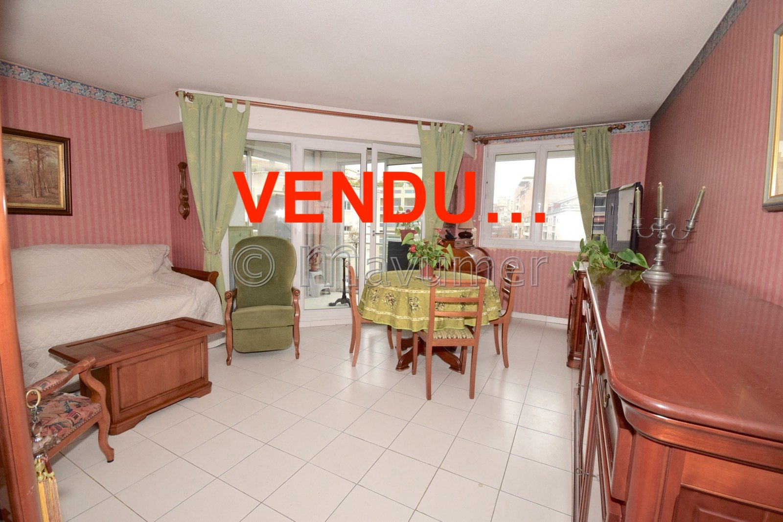 Appartement T 2 -  Périer - 13008 Marseille