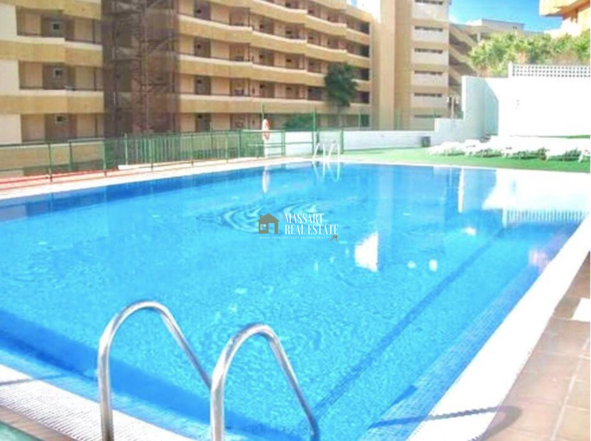 Accogliente appartamento nella zona strategica di Playa de Las Américas, nel complesso residenziale Las Terrazas.