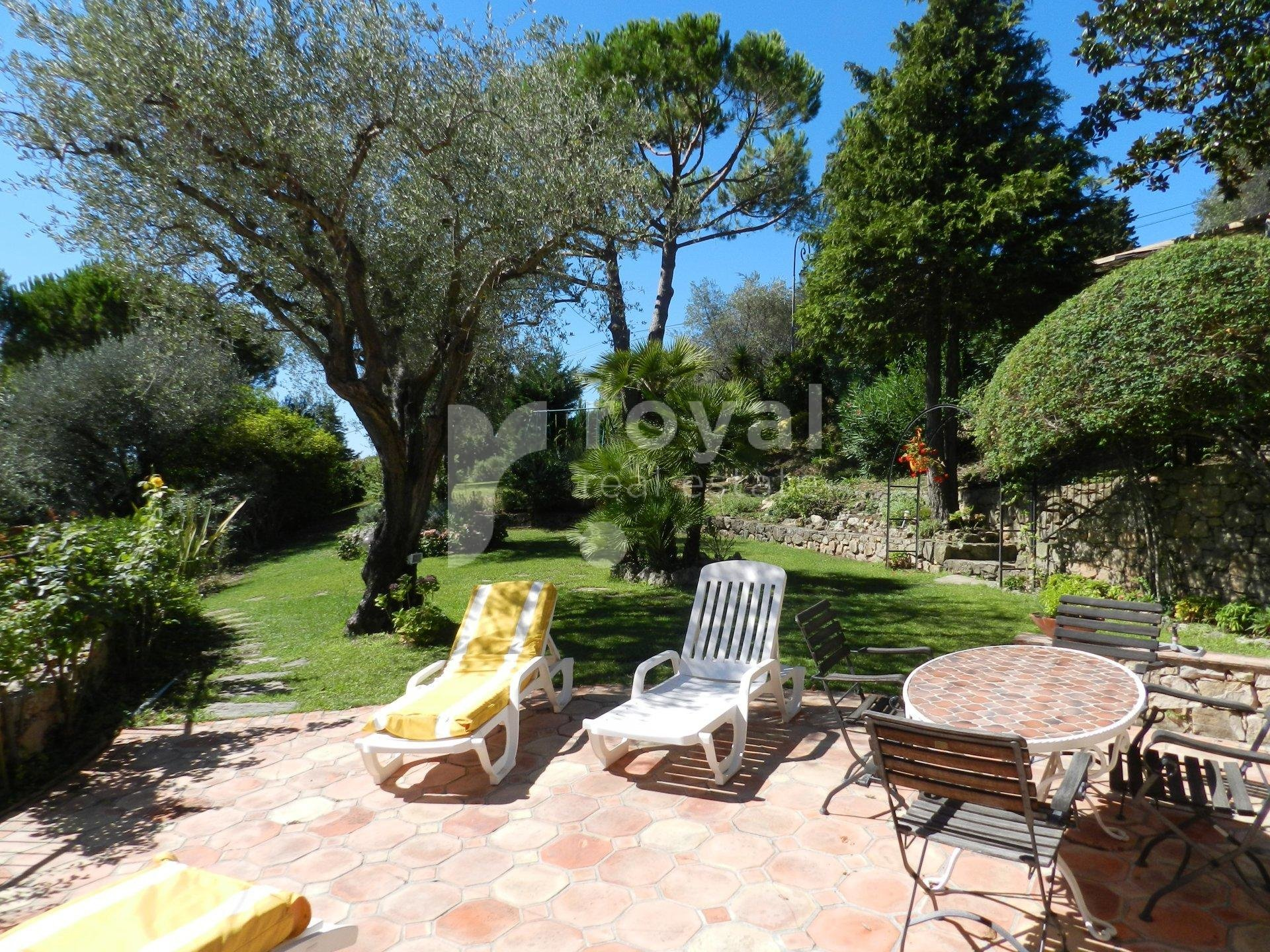 Villa - Mougins Sea View