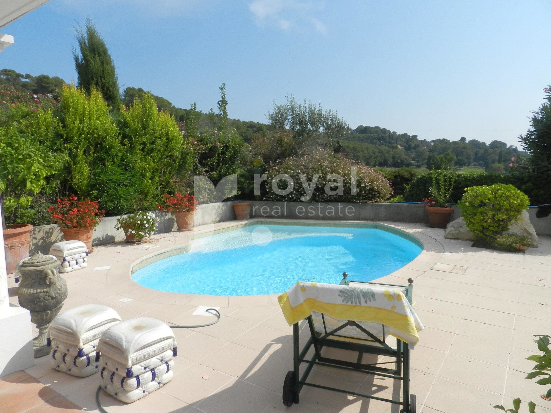 Villa  - Mougins Golf