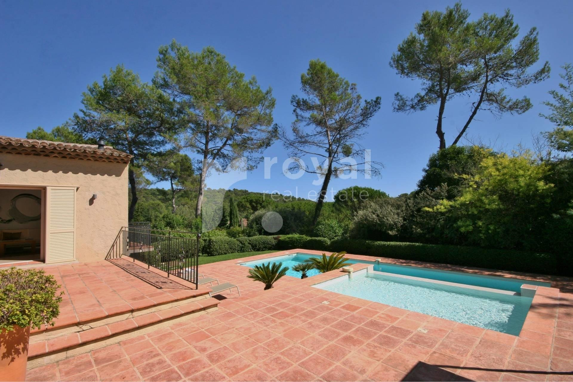 Villa, Mougins - near Mougins  School