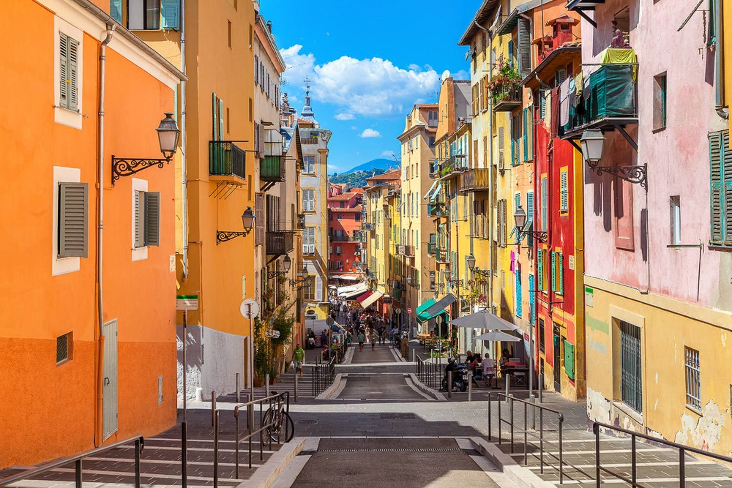 Sale Business assets - Nice Vieux Nice