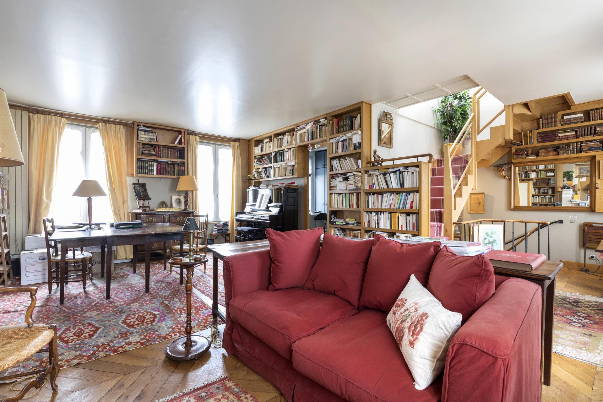 Sale Apartment Paris 14th Petit-Montrouge