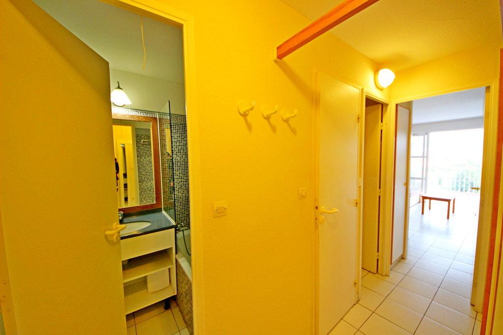 AGAY CAP ESTEREL LE HAMEAU 1 BEDROOM LAST FLOOR
