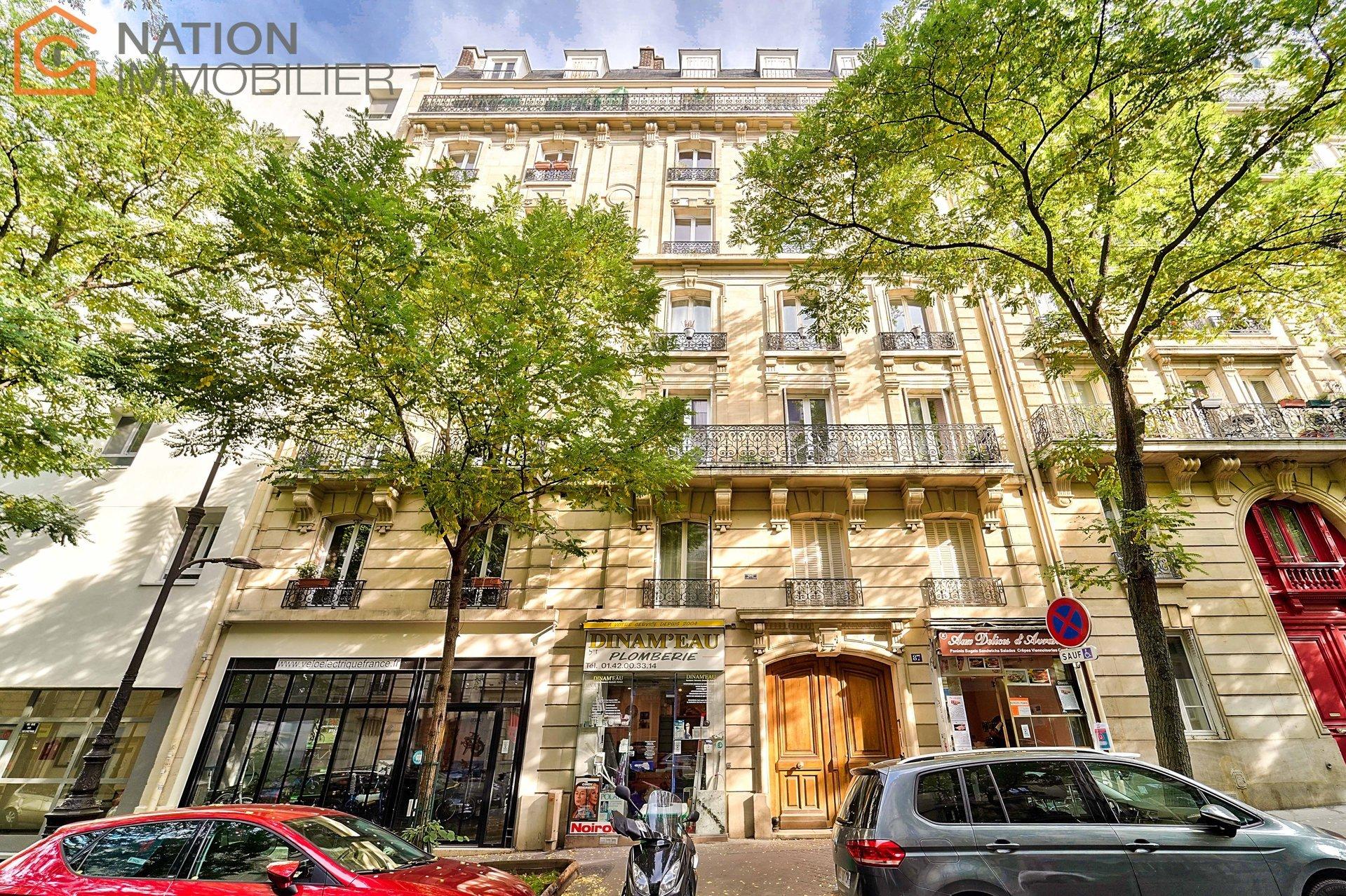 Sale Apartment - Paris 19th (Paris 19ème)
