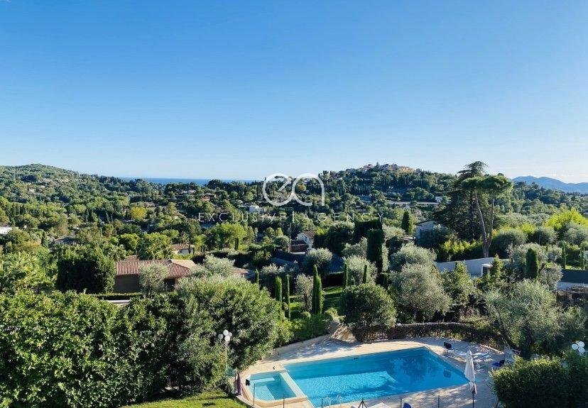 MOUGINS VILLA 6 ROOMS FOR SALE