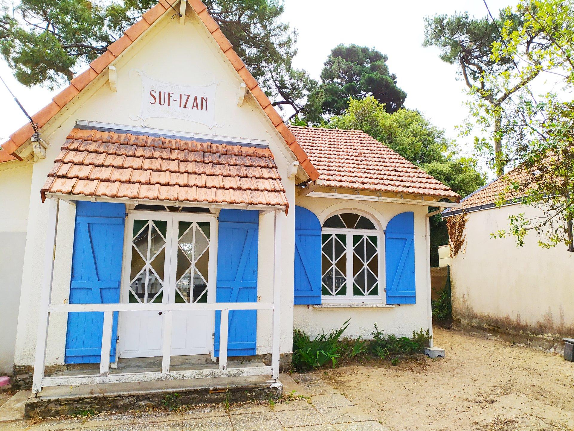 Villa proche de la mer et des commerces