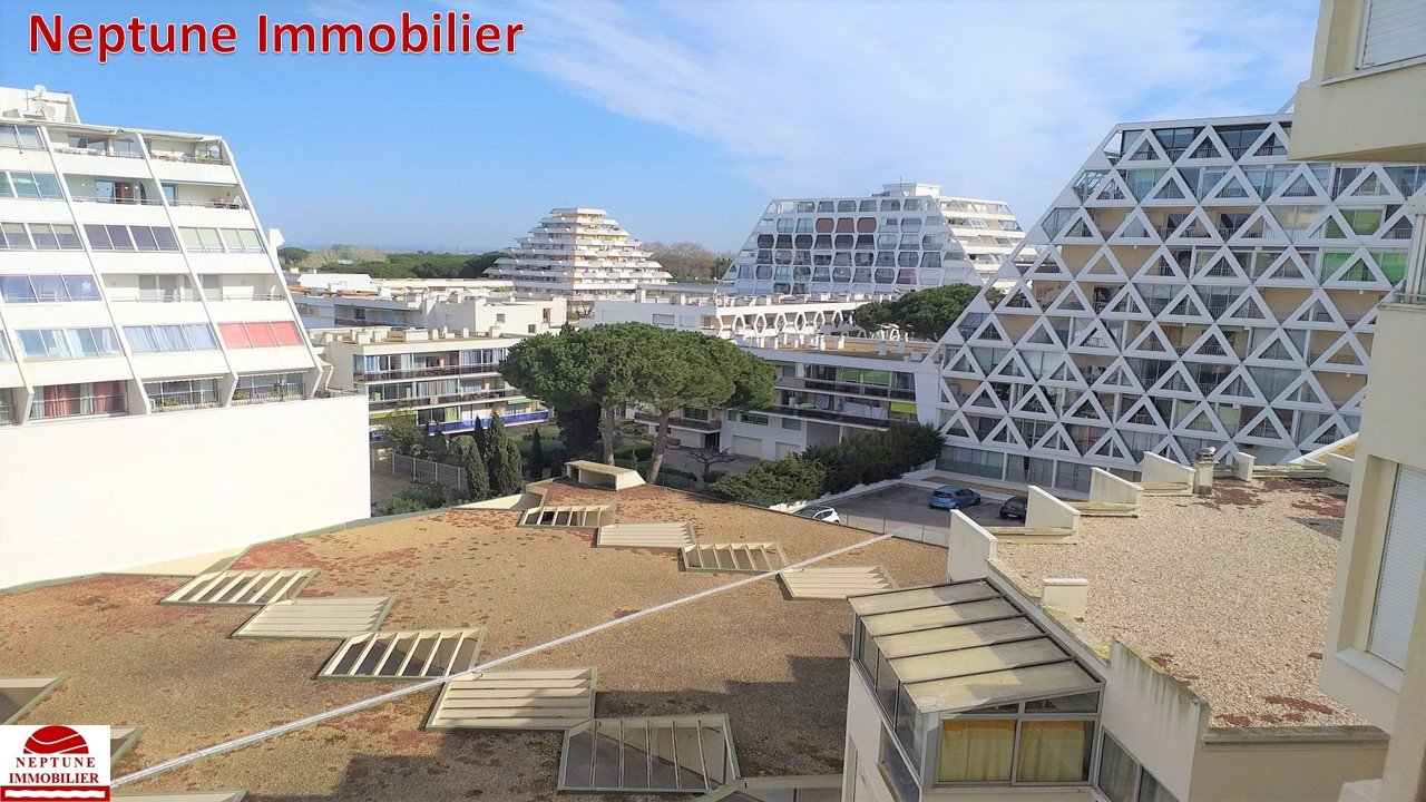 Sale Apartment - La Grande-Motte