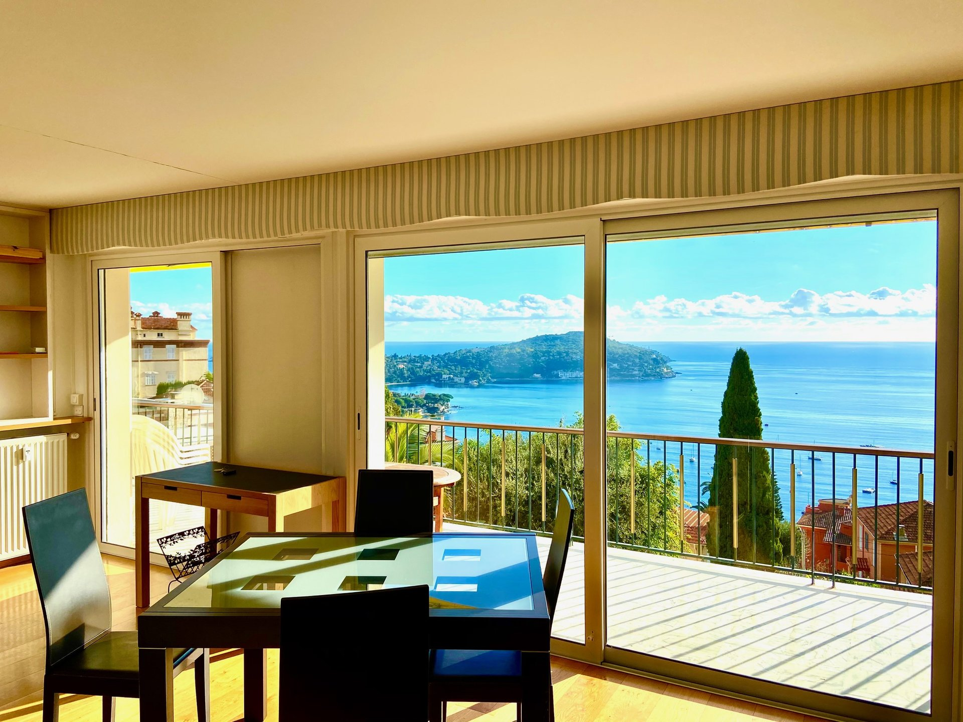 2 BEDROOMS APPARTMENT FOR RENT IN VILLEFRANCHE