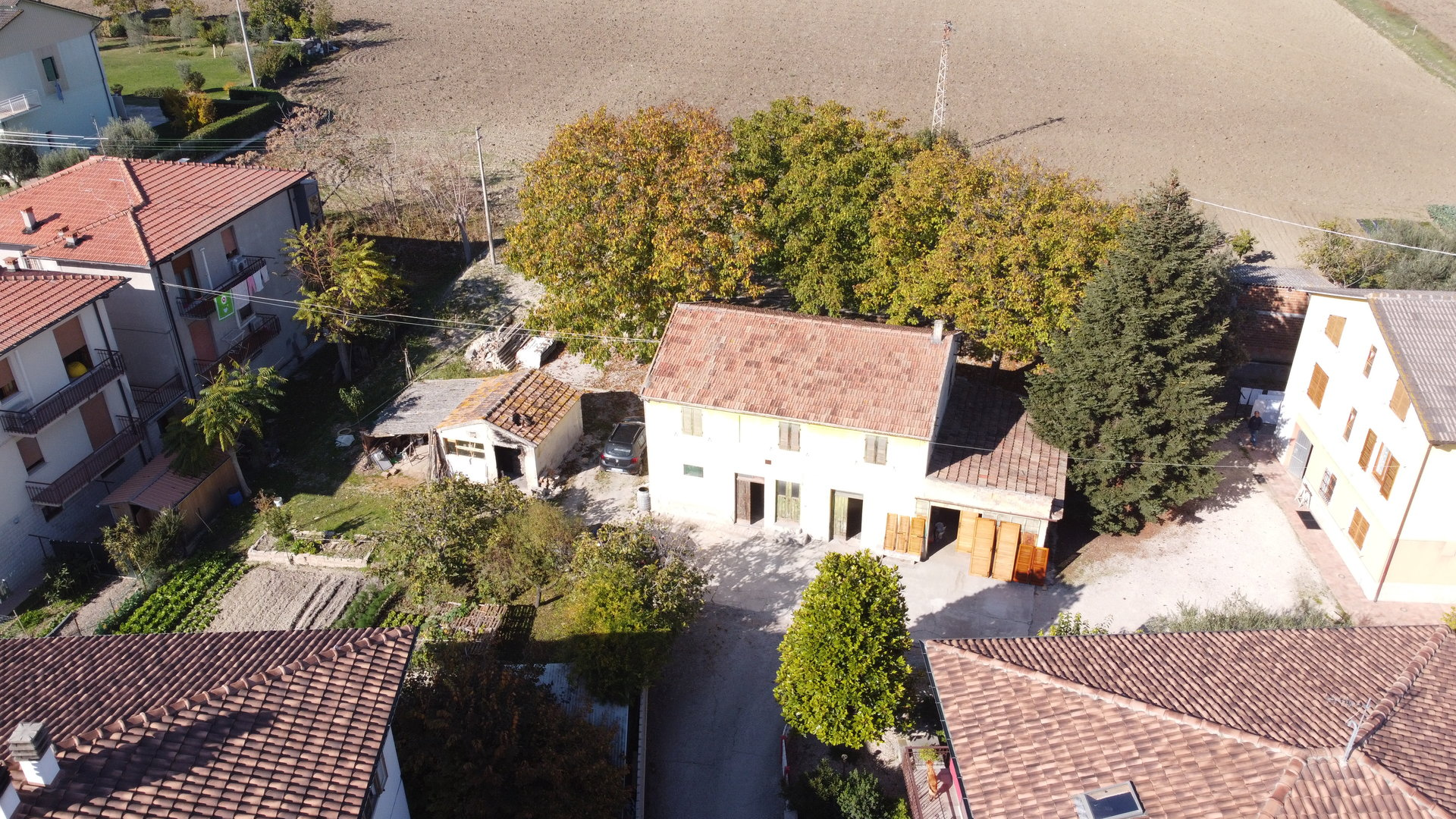 Sale Cottage - Montefelcino Sterpeti - Italy