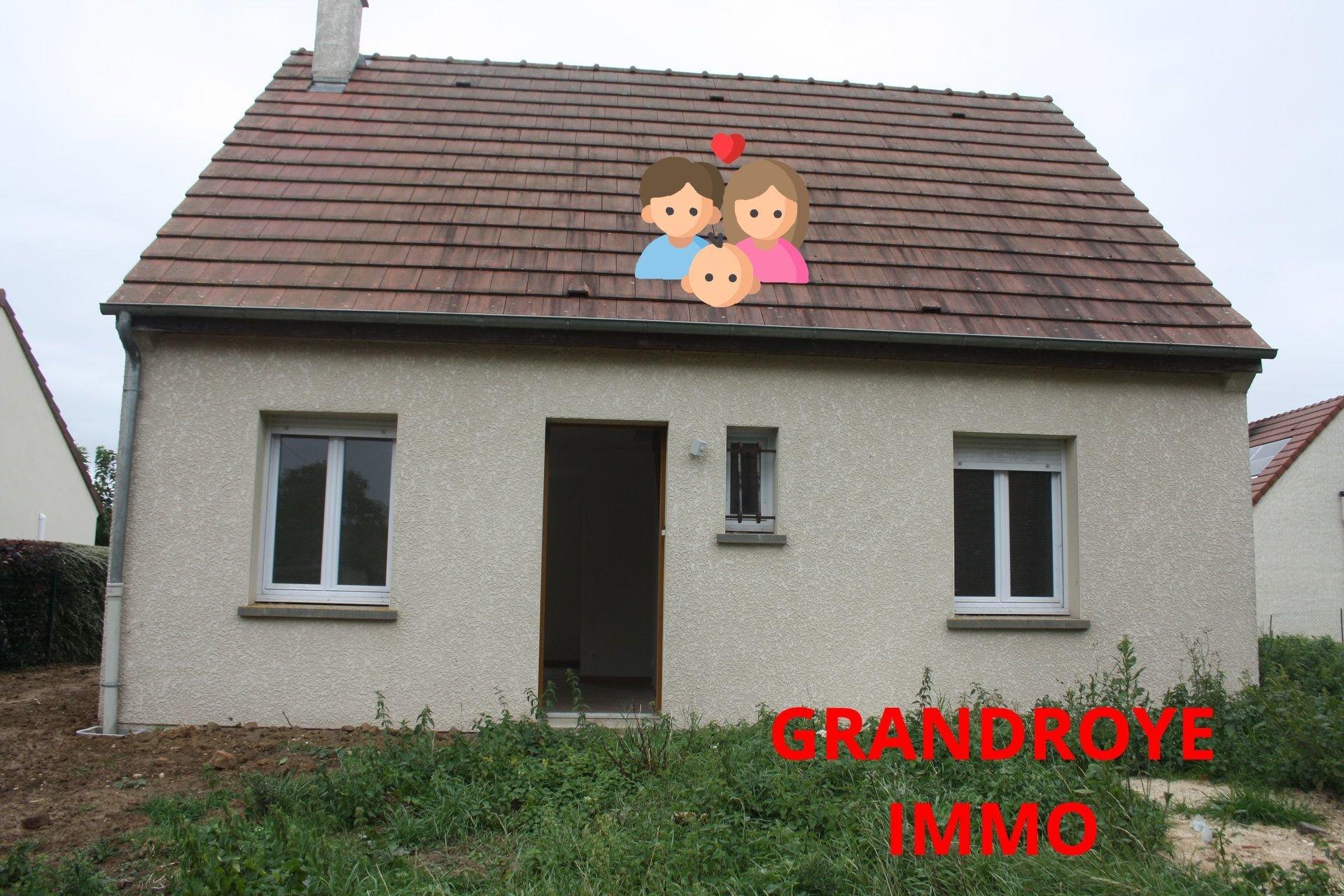 Maison  Neuve 60640 GUISCARD