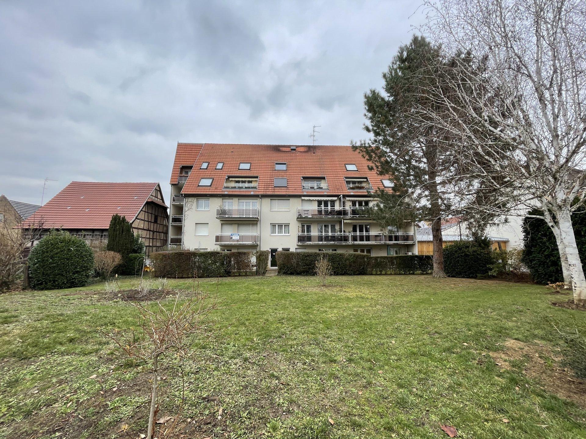 Eckbolsheim - Joli T2 au calme !!