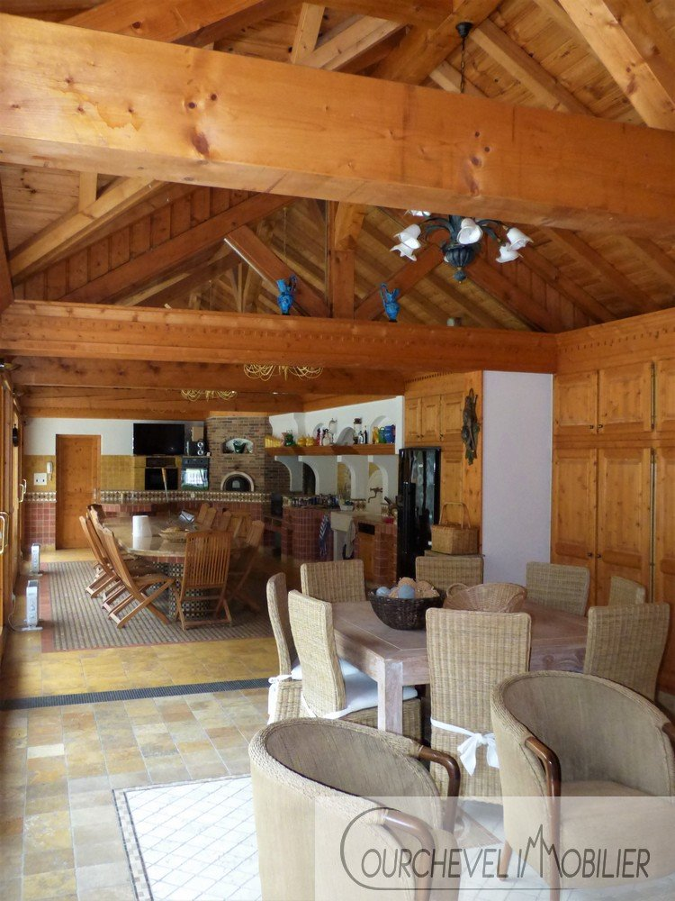 SECURE PROPERTY ON 5 HECTARES IN THE HEART OF THE TARENTAISE