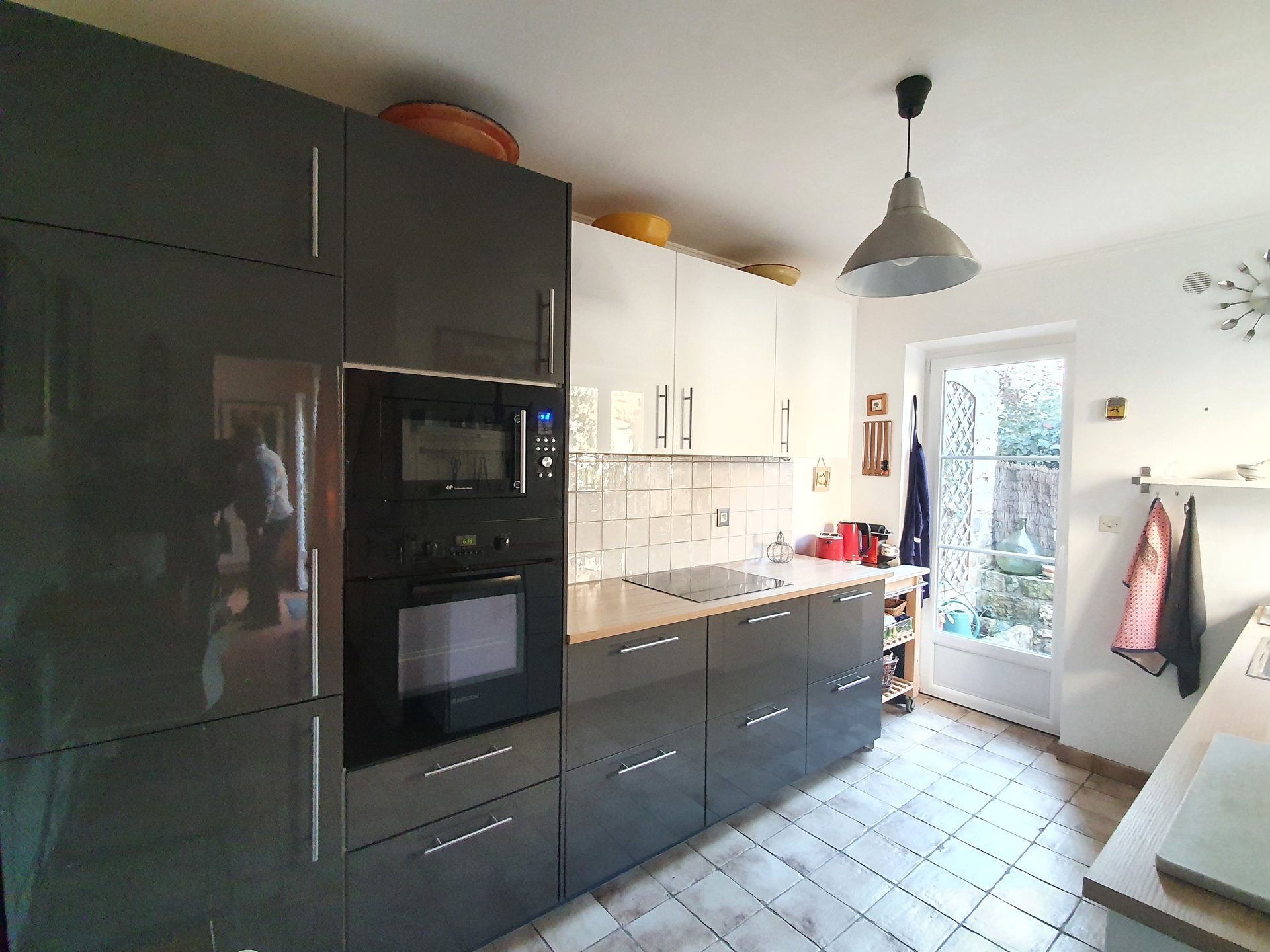 Montigny sur Loing : Maison en pierres 4 pièces 100 m2