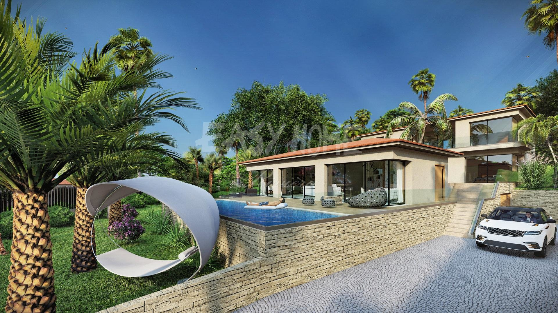 Purchase / Sale New villa Sainte-Maxime